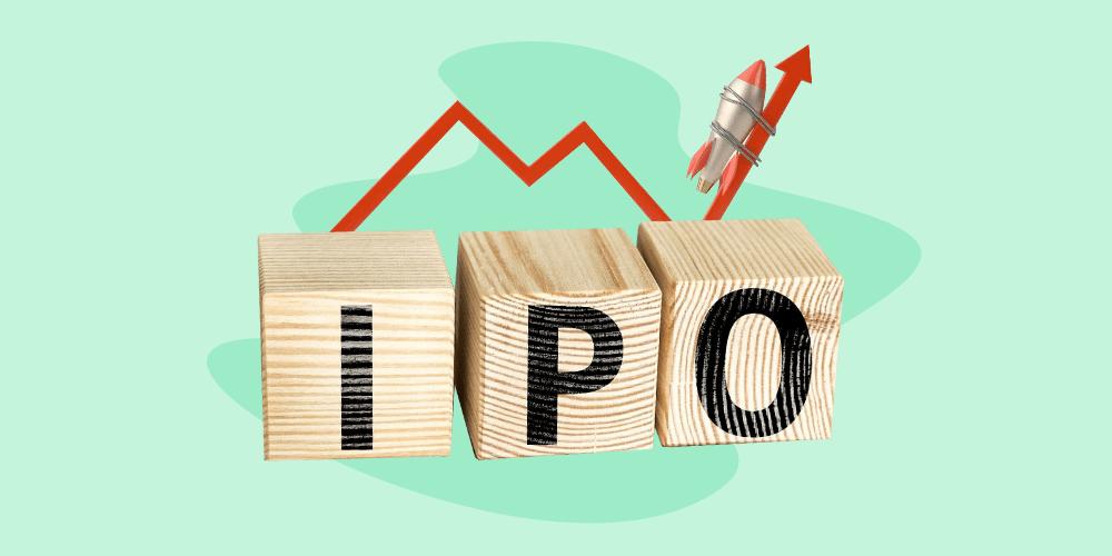 IPO вверх ракета