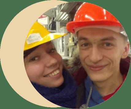 Иван и Александра Друговы