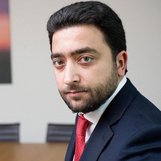 Хачатур Гукасян, сооснователь инвестиционного клуба GB CLUB