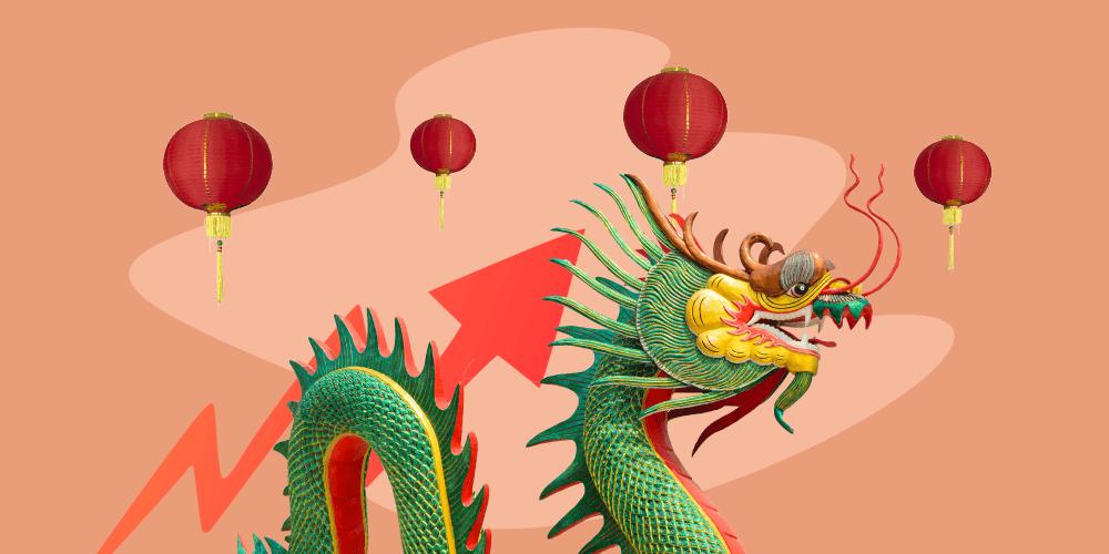 китайский дракон китай рост