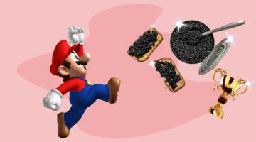 Марио: Гонка за привилегиями