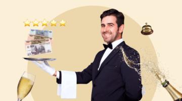 Выходные в пятизвездочном отеле за 750 рублей с человека