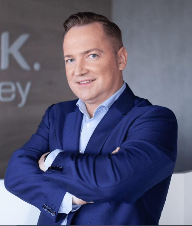 Денис Бурлаков, генеральный директор платежной финтех-компании RBK.money