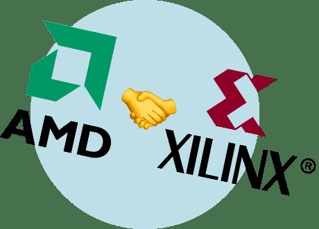 AMD объединяется со Xilinx