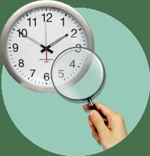 Анализируй время