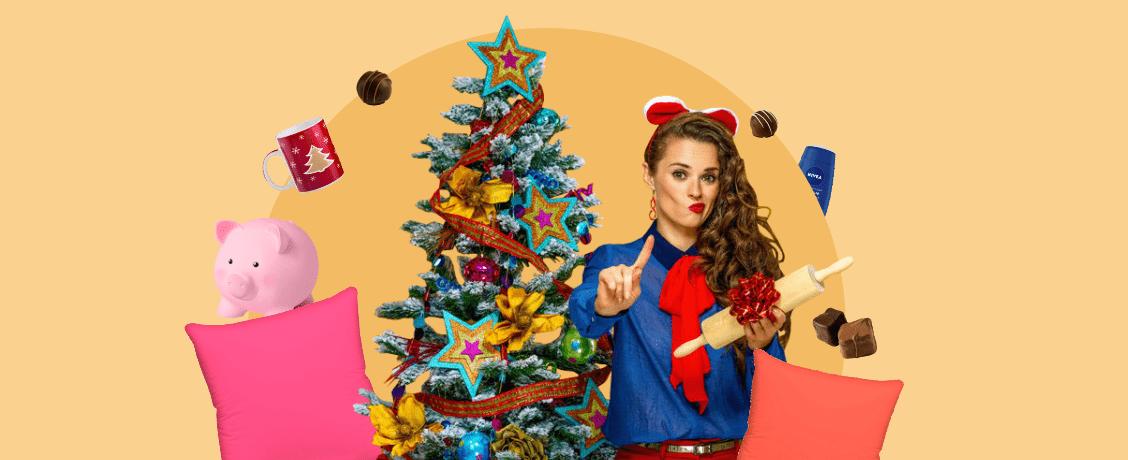 Что подарить подругам на Новый год: 10 идей дешевле 300 рублей