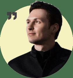 Павел Дуров, Telegram