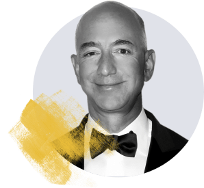 Джефф Безос, Amazon