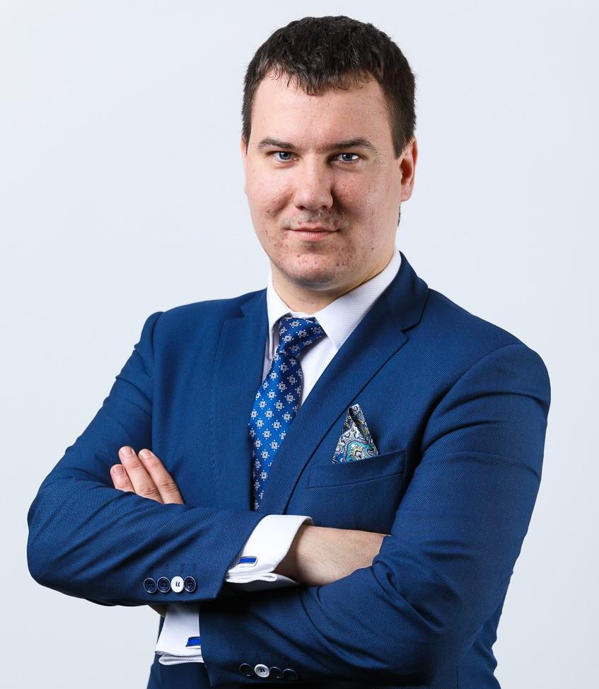 Григорий Пахомов, руководитель академии финансовых советников инвестиционной компании QBF