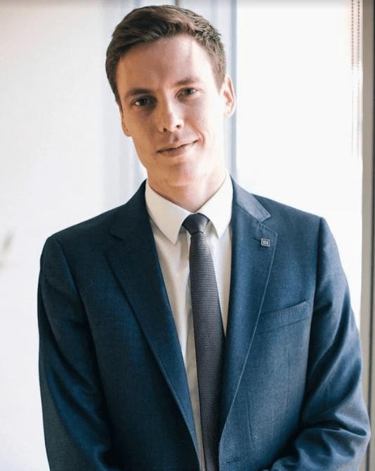Максим Федоров, вице-президент QBF