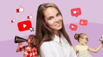 Как в декретном отпуске зарабатывать 200 000 рублей на сетевом бизнесе и YouTube