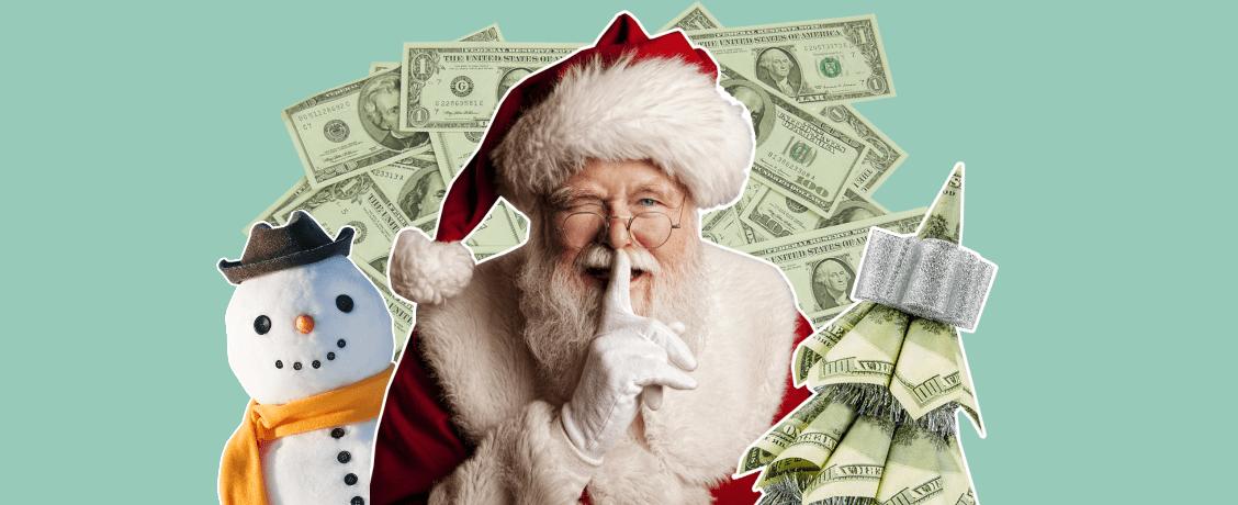 Новый год к ним мчится: как заработать на праздничных услугах