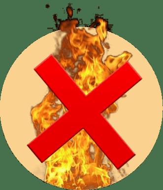 Россиянам запретят жечь