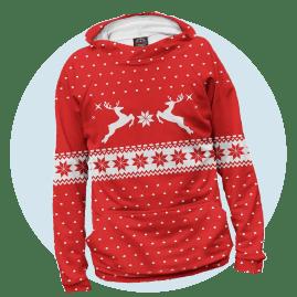 Новогодний текстиль и одежда