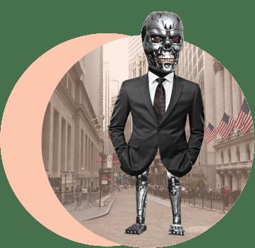 Роботы на биржах