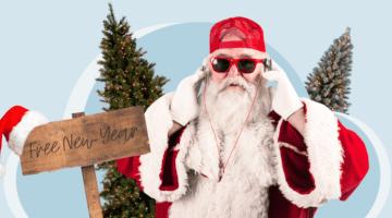 Вредные советы: как провести новогодние каникулы, не потратив ни рубля