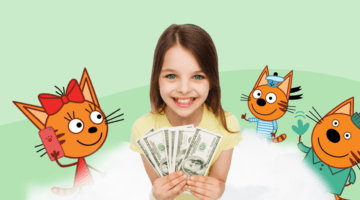 10 мультфильмов, которые научат детей обращаться с деньгами