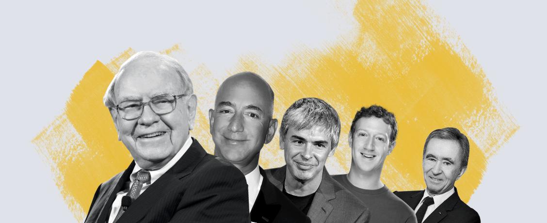 «Бояться — это нормально». 10 цитат богатейших людей мира об успехе и деньгах