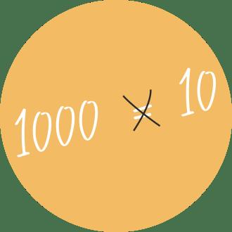 Недооценка закона больших чисел