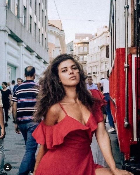 Анастасия Удотова — путешественница, ведет блог в Инстаграм.