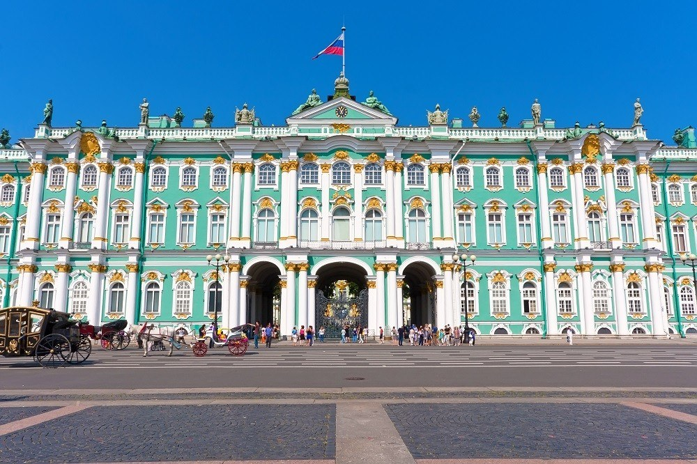 Зимний дворец, Санкт-Петербург, Россия: 6,5 млрд долларов