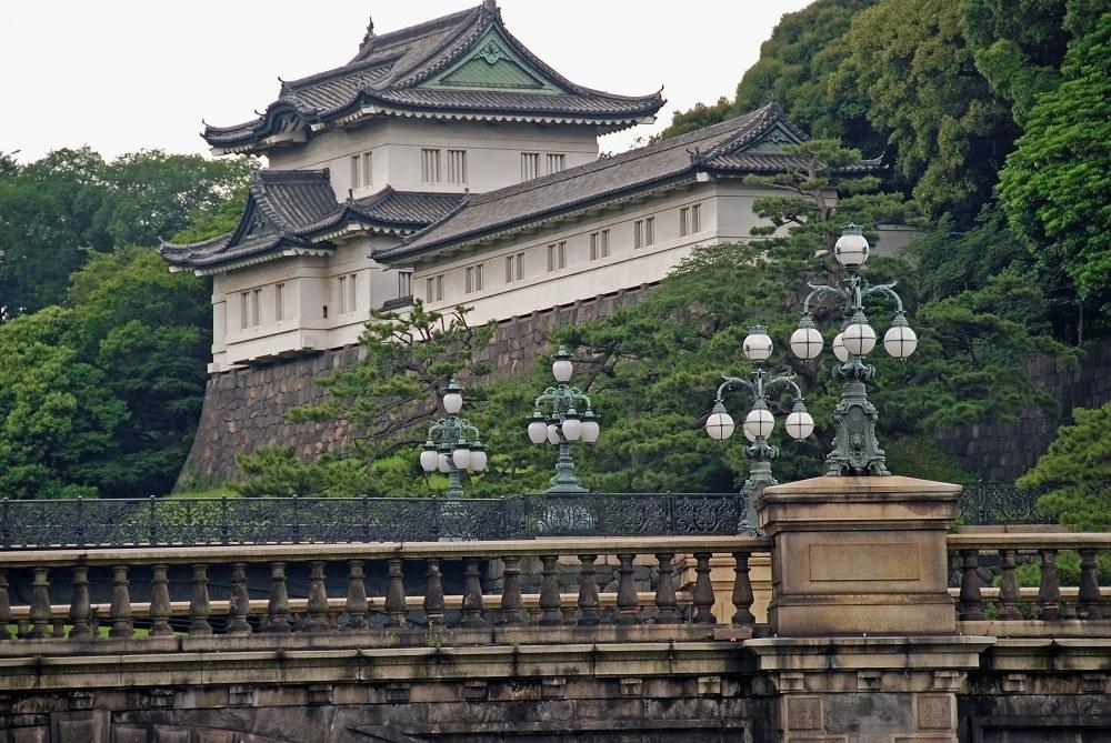 Императорский дворец, Токио, Япония: 12,25 млрд долларов