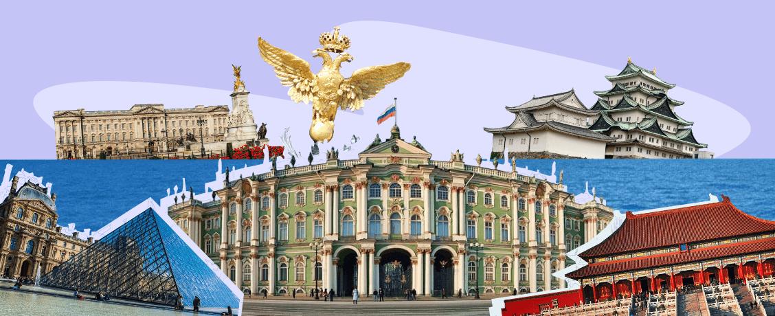 Топ-7 самых роскошных и дорогих дворцов планеты