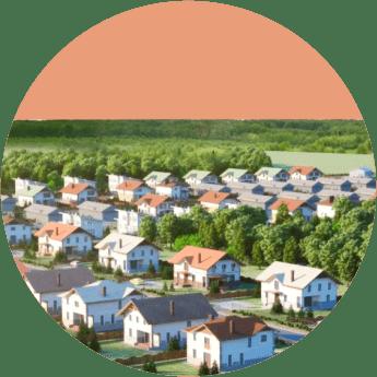 Покупаем готовое жилье у застройщика в коттеджном поселке