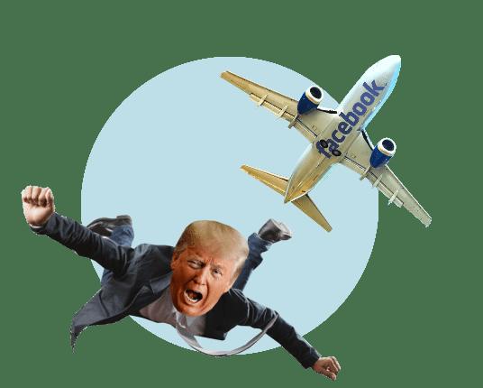 Соцсеть без Трампа