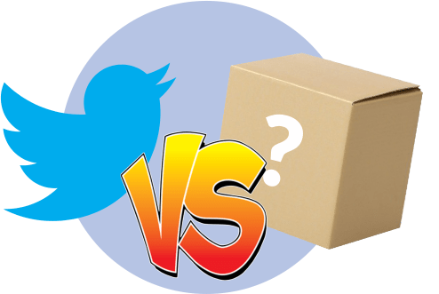 Twitter и Tweeter