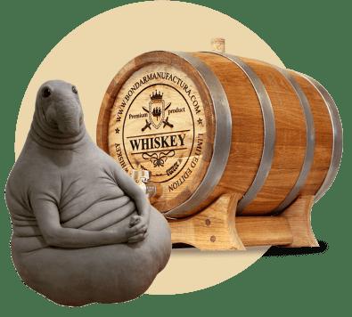 Бочонок виски: инвестиция во вкус