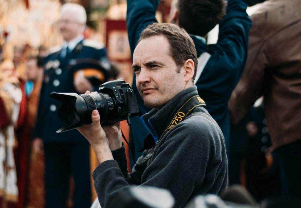 Максим Коротченко, фотограф