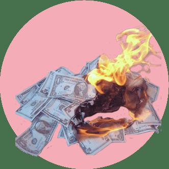 Зачем китайцы жгут деньги