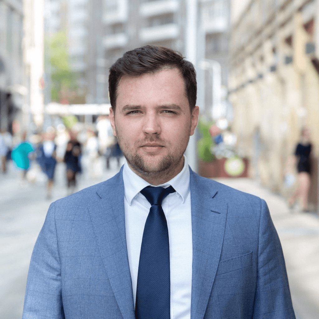 Никита Сошников, директор сервиса обмена криптовалют Alfacash