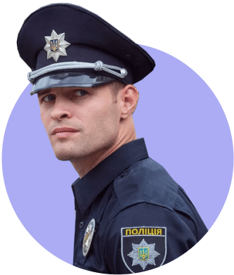 Зарплаты украинских полицейских