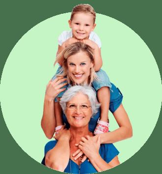 Что подарить сразу всем женщинам в семье
