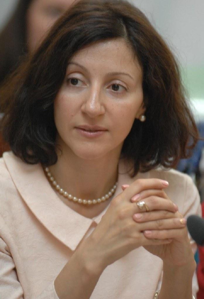 Ирина Айдрус, руководитель программы «Международные финансы» Института мировой экономики и бизнеса РУДН