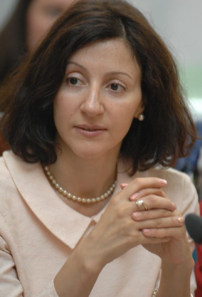 Ирина Айдрус, к.э.н., руководитель программы «Международные финансы» Института мировой экономики и бизнеса РУДН