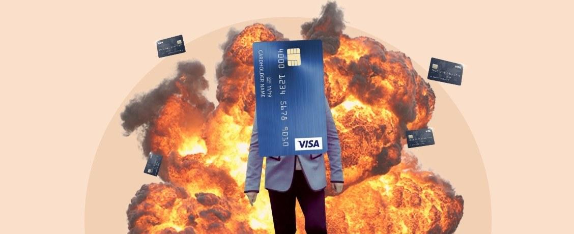 Автоповорот: как банковские карты становятся вертикальными