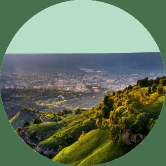 На минеральные источники Кавказа