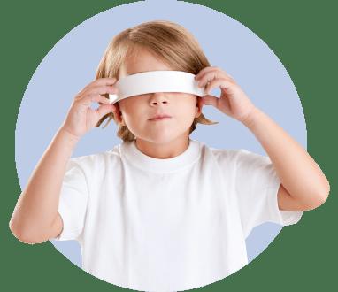 Дети с завязанными глазами, Милан, 1995-1999 годы