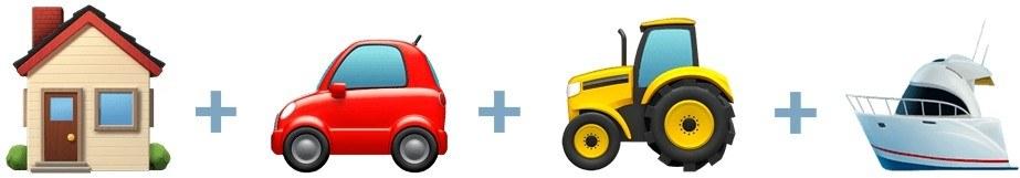 «Мне нужны твои мотоцикл, катер и трактор»