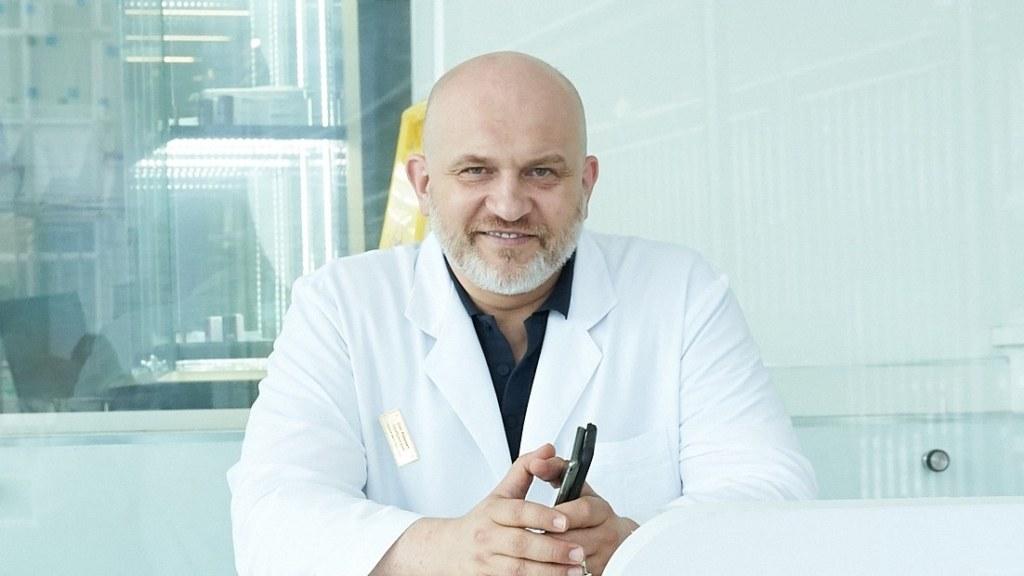 Олег Серебрянский, главный врач клиники экспертной медицины «Медицина 24/7»