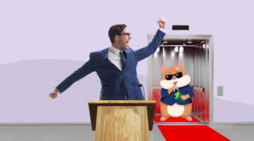 Презентация в лифте: как продать идею за 30 секунд