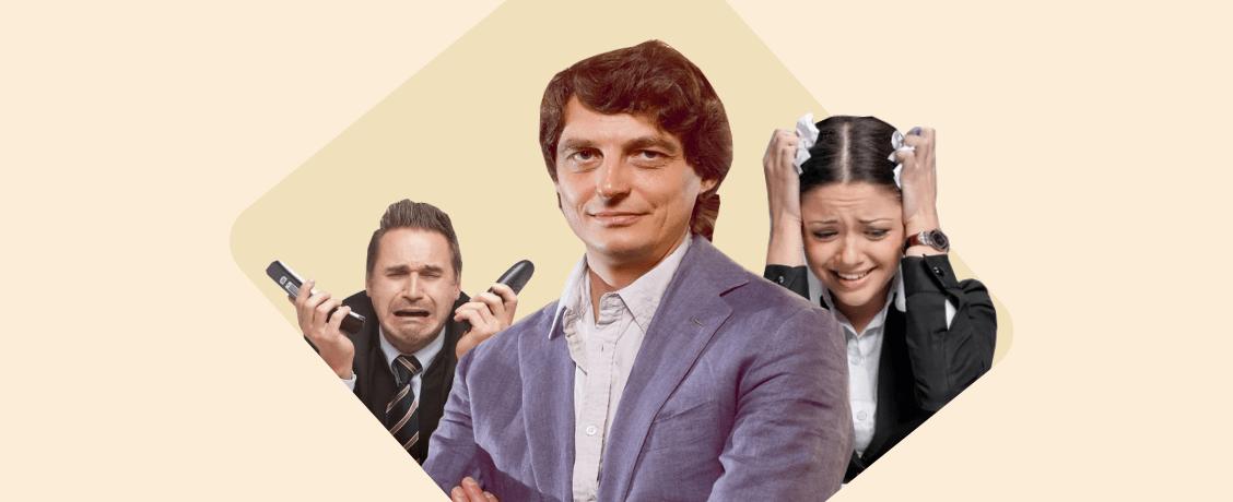 «Как вернуть людей в офис? Никак!» Президент SuperJob Алексей Захаров о рынке труда