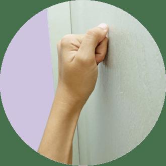 Ниши и другие неровности стен