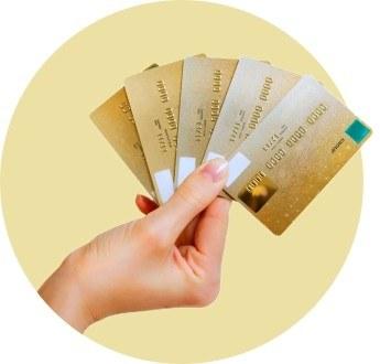 Кредитки, мои кредитки