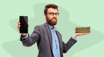 Заработок на смартфоне: сравниваем мобильные приложения для инвестиций