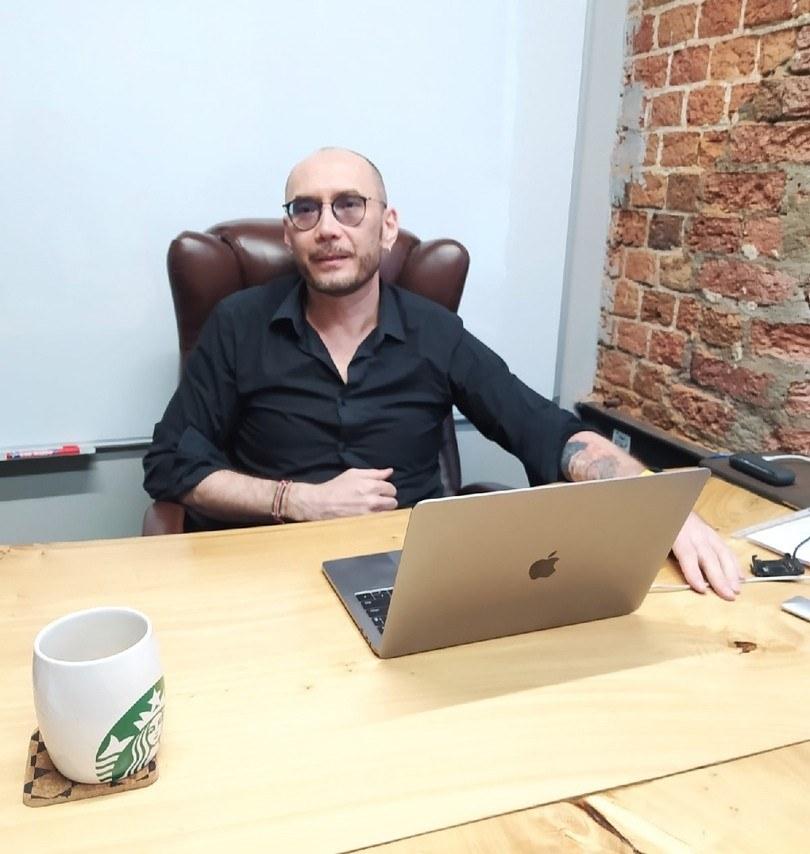 Денис Савельев, основатель Текстерра