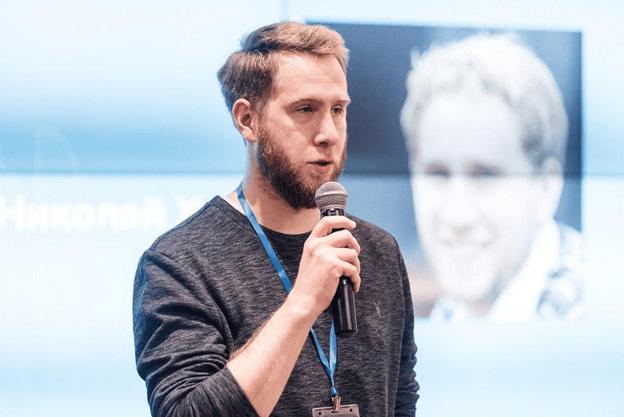 Николай Хорт, основатель и СЕО сервиса быстрой курьерской доставки Take'N'Go